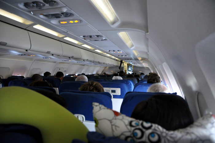 Why An Aisle Seat On Your Next Flight May Be A Safer