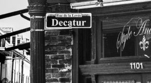 Most People Don't Know The History Behind These 8 Famous New Orleans Streets
