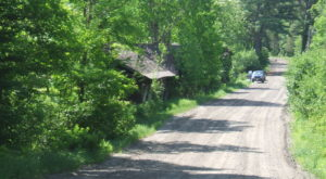 Most People Have Long Forgotten About This Vacant Ghost Town In Rural New York