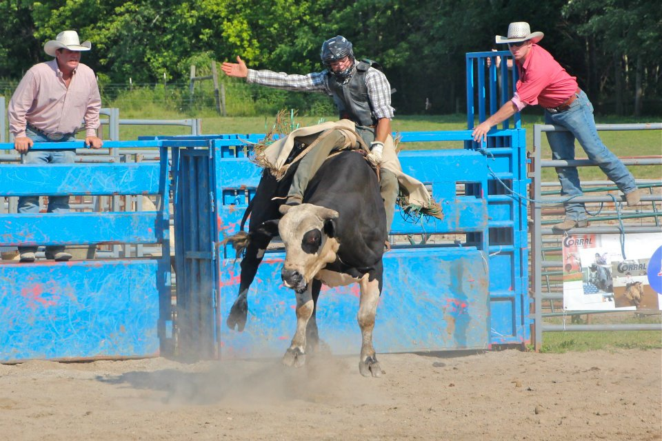 This Incredible Rodeo Is Hidden Near Cleveland
