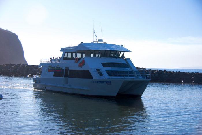 Ferries In Between Hawaiian Islands