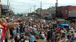 It's Not Spring In New Orleans Until You Visit This One Of A Kind Strawberry Festival