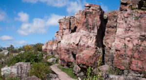 Few People Know This Amazing Natural Wonder Is Hiding In The Minnesota Prairie