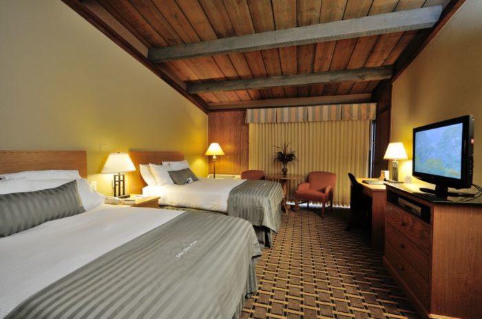 Hueston Woods Is A Beautiful Lodge Near Cincinnati