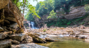 The Hike To This Gorgeous Tennessee Swimming Hole Is Everything You Could Imagine