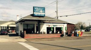 The Incredible Mississippi Restaurant That's Housed In An Old Gas Station