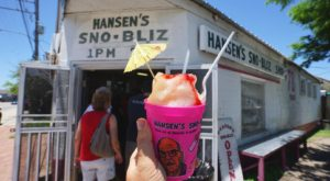 The Oldest Snoball Stand In New Orleans Only Gets Better With Age