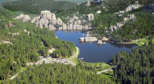 The Mountain Lake In South Dakota That's One Of The World's Last Great Places