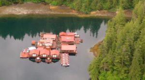 There's An Amazing Fishing Adventure Awaiting You At These Floating Cabins In Alaska