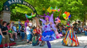 Celebrate Arkansas' Most Artistic City During This Month Long Festival