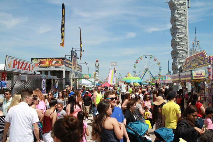 Misquamicut Springfest Is A Beach Town Festival In Rhode