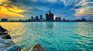 9 Jaw Dropping Views In Detroit That Will Blow You Away