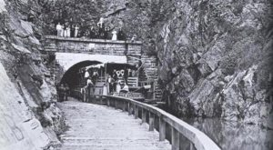 10 Rare Vintage Photos Of The C & O Canal In Maryland