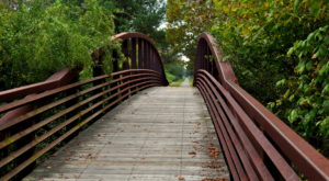 Take This Magnificent Rail Trail To Experience Alabama's Countryside