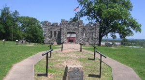 Step Back In Time And Visit One Of The Only Remaining Civil War Forts In Southeastern Missouri