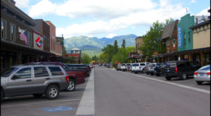 9 Towns In Montana With The Best, Most Lively Main Streets