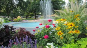 8 Magnificent Parks And Gardens In Kansas Where You Can Surround Yourself With Flowers