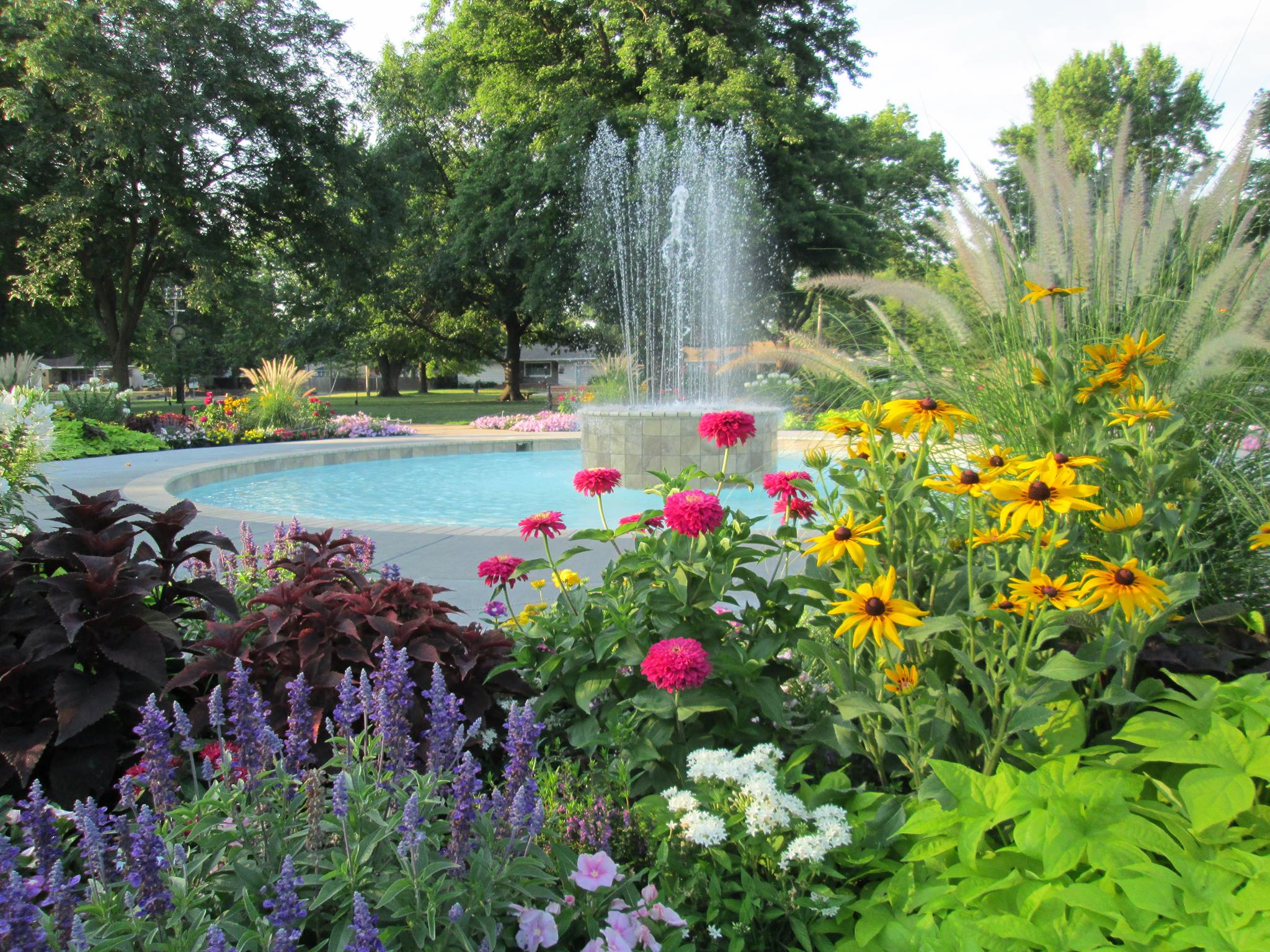 8 Parks And Gardens In Kansas You 39 Ll Always Love Only In Your State