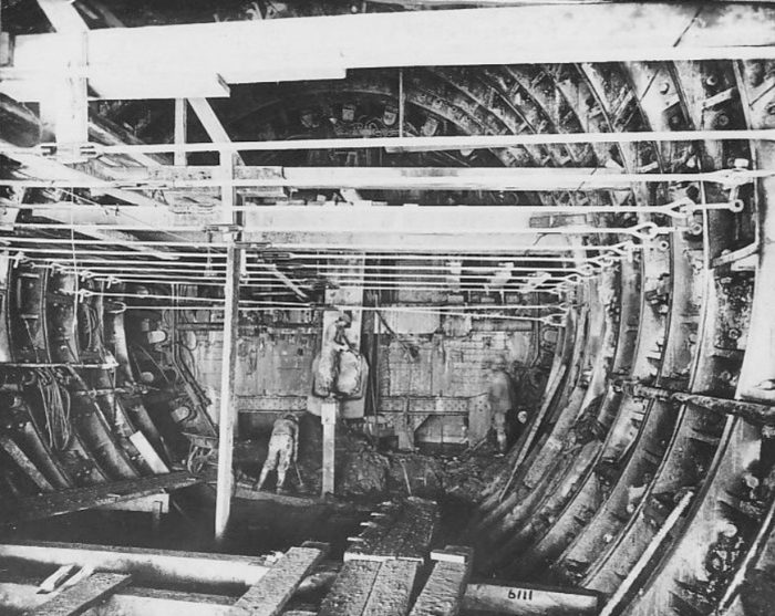 The Fascinating History Of The Holland Tunnel In New Jersey