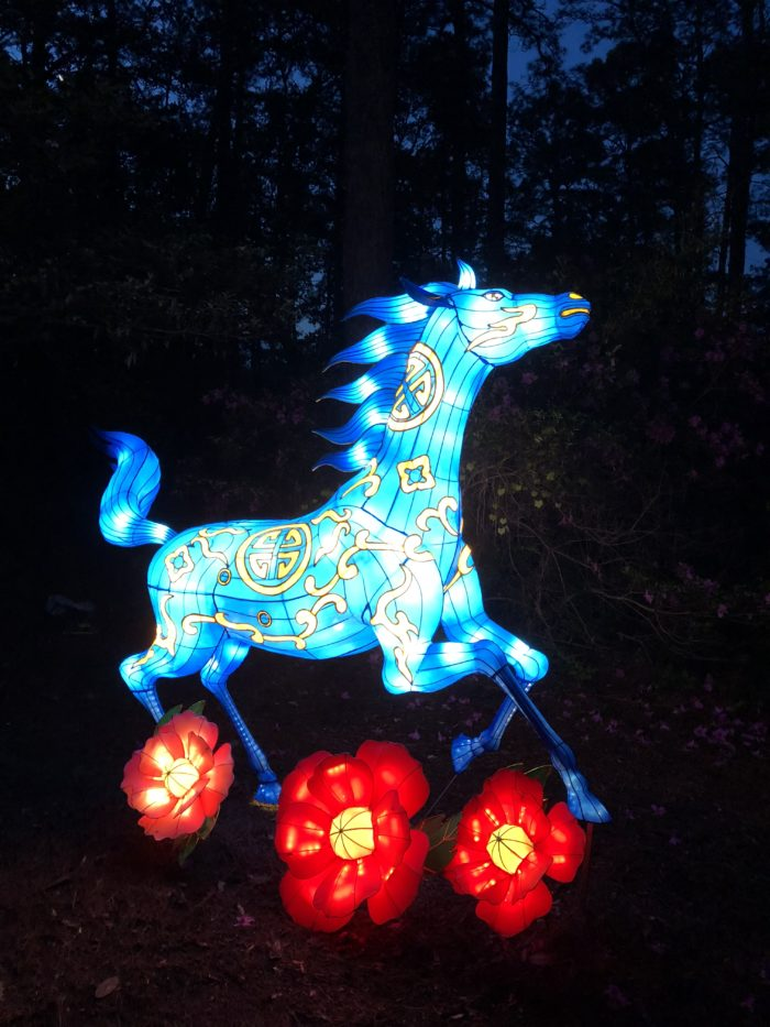 Brookgreen Gardens Summer Lights Festival Will Enchant You In The Best Way Possible