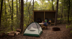 The Rustic Mountain Campground In South Carolina That's Unlike Any Other