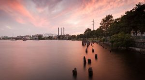 Rhode Island's Largest Ship Graveyard Is Hiding Underneath This Popular River