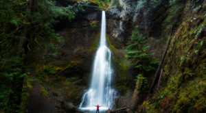 9 Of The Most Awe-Inspiring Waterfalls Are Right Here In Washington