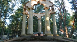 The Mysterious Mausoleum In Washington You Never Knew Existed But Have To See