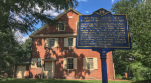 This Obscure Little Delaware Cemetery Is The Resting Place Of One Of History's Most Famous Americans