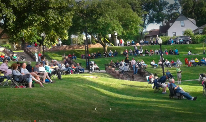 Terrace Park In Sioux Falls South Dakota Is Full Of Things To See And Do