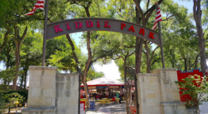 A Trip To The Oldest Amusement Park In Near Austin Will Make You Feel Nostalgic