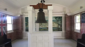 Most People Don't Know The Liberty Bell Of The Midwest Is Hiding Right Here In Illinois