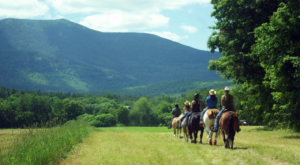 Your Whole Family Will Love This Horseback Riding Adventure In New Hampshire