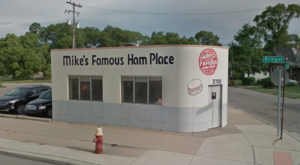 The World's Best Ham Sandwich Can Be Found At This Humble Little Restaurant In Detroit