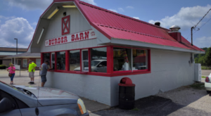 The Burger Barn In Kentucky That's So Worthy Of A Food Coma