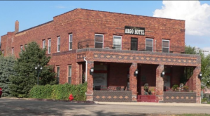 The History Behind This Remote Hotel In Nebraska Is Both Eerie And Fascinating