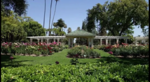 The Enchanting Little Garden In Southern California That's Positively Mesmerizing