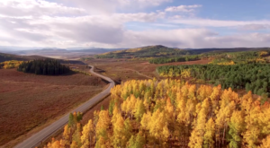 The Stunning Colorado Aerial Footage That Has Everyone Talking