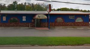 Eat Endless Ribs At This Rustic Restaurant Near Buffalo