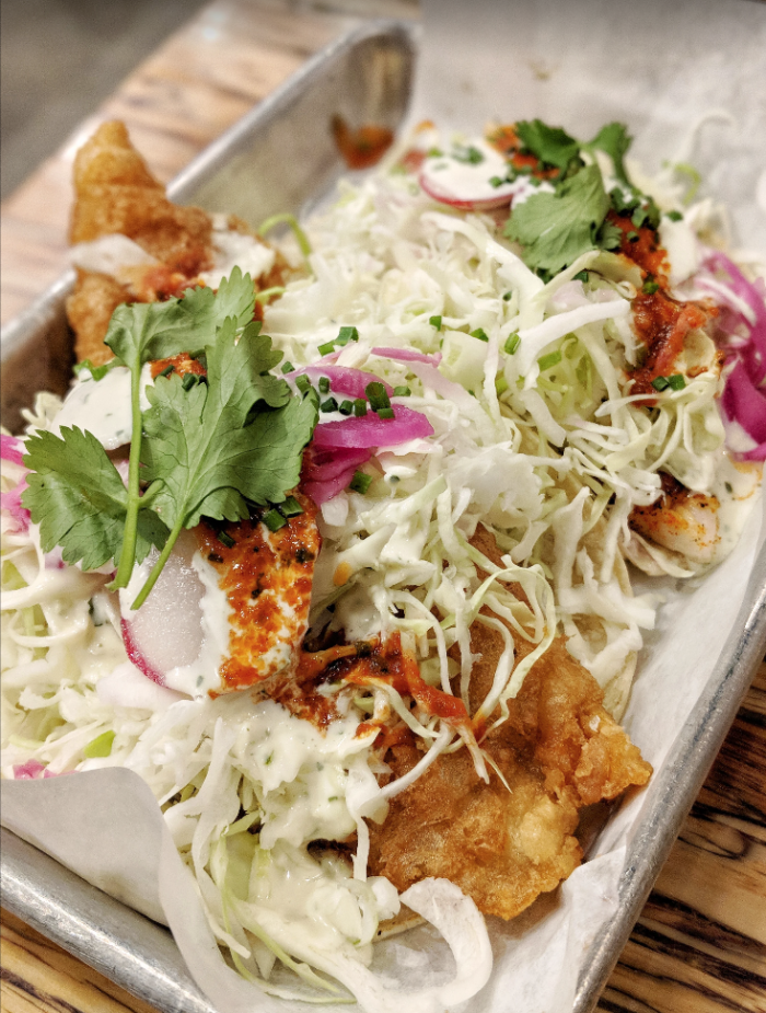 Slapfish in southern california is home to the best fish for Best fish taco recipe in the world