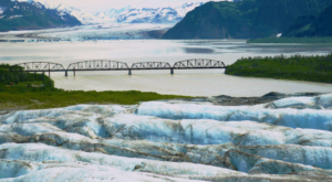 Visit This Stunning Glacier In Alaska For The View Of A Lifetime