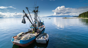 This Beloved Fish Shack In Alaska Brings The Sea Straight To Your Plate