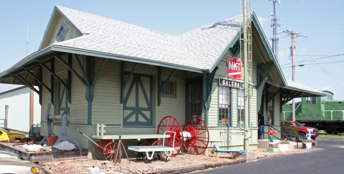 Galena ks mining museum