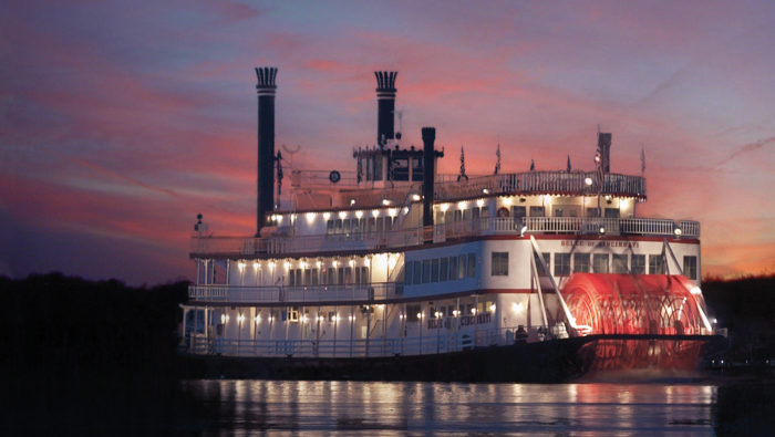 Take A Dinner Cruise With Bb Riverboats For An