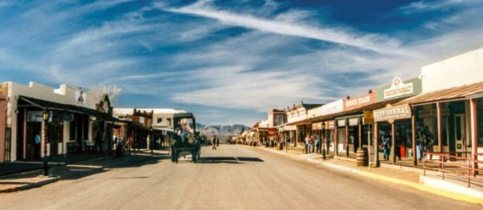 The One Small U.S. Town Where You Can Still Experience The Old West Today
