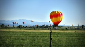 Spend The Day At This Hot Air Balloon Festival In Utah For A Uniquely Colorful Experience