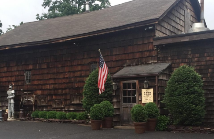 Find The Best Burgers In New Jersey At This Rustic Barn