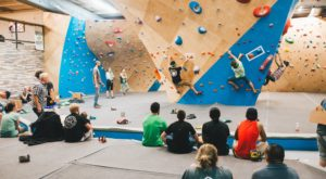 This Epic Indoor Rock Climbing Gym In Alabama Is An Absolute Must-Visit For Anyone Feeling Adventurous