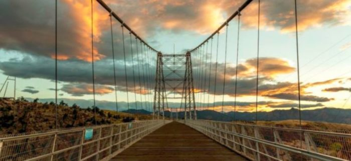 One Look At The Scariest Bridge In America Will Make Your Stomach Drop