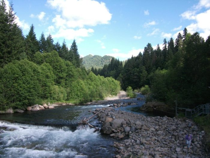 Breitenbush Hot Springs Is A Little Known Retreat In The